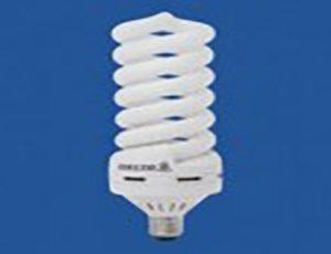 لامپ 55 وات کم مصرف دلتا