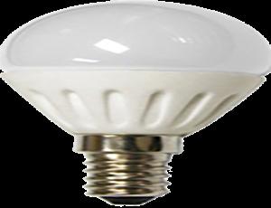 لامپ LED دلتا 5 وات تخم مرغی آفتابی