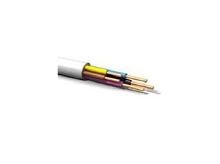 کابل مفتولی(کولری) 1*4 البرز الکتریک نور