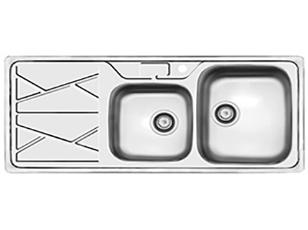 سینک ظرفشویی کن مدل 9041