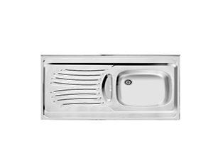 سینک ظرفشویی اخوان مدل 125