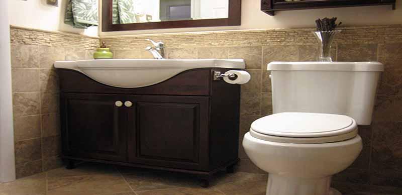 روشویی کابینتی | انواع روشویی دستشویی