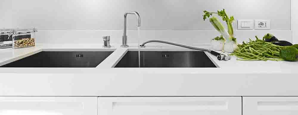 سینک ظرفشویی توکار | سینک ظرفشویی توکار اخوان