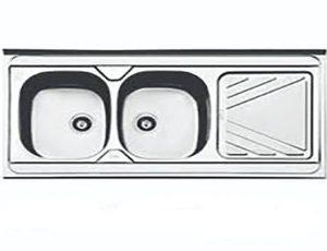 سینک-روکار-ایلیا-استیل-مدل-1028